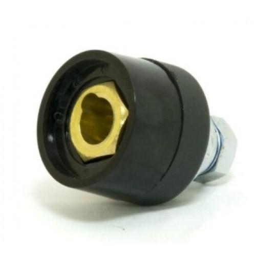Сварочные комплектующие Розетка панельная (гнездо) SP-10-25 REXANT 16-0721