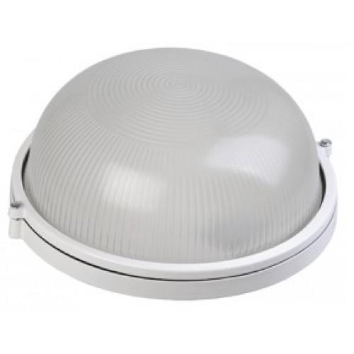 Светильник НПП1301 белый/круг 60Вт Е27 IP54 ИЭК LNPP0-1301-1-060-K01