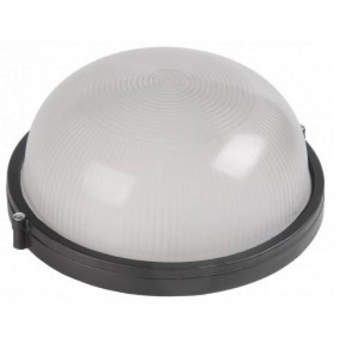 Светильник НПП1301 черн/круг 60Вт Е27 IP54 ИЭК LNPP0-1301-1-060-K02