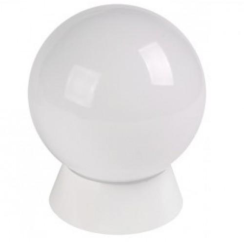 Светильник НПП9101 белый/шар 60Вт IP33 ИЭК