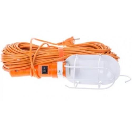 Светильник переносной ЛСУ-1 60Вт (с выкл., с реш.) 10м