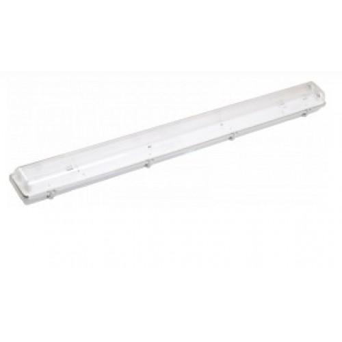 Светильник с люминесцентными линейными лампами ЛСП3907А 2х18Вт ИЭК