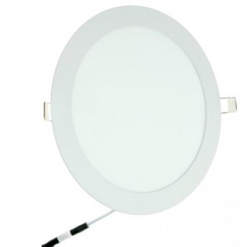 Панель светодиодная NRLP-eco 18W 230V 4000K 1260Лм 225mm белая наклад. IP40 IN HOME