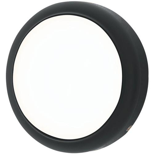 Светильник пылевлагозащищенный LED LTBO7 Imatra 18W 4000K IP54 черный (круг) Эл/станд.