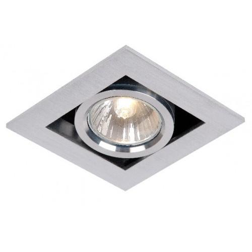 Точечный светильник 1031/1 MR16 SL/BK серебро/черный Эл/станд.