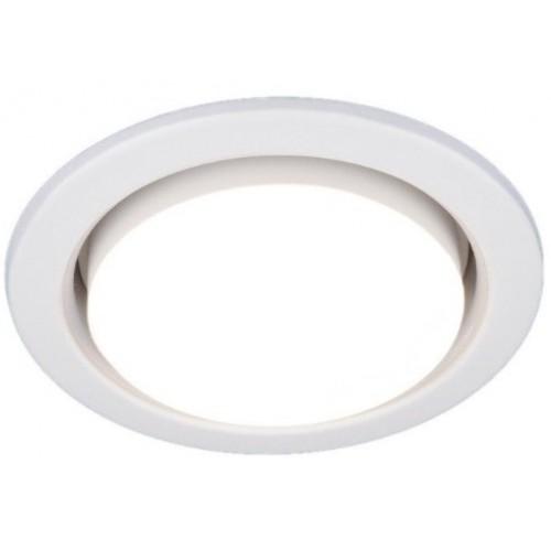 Точечный светильник 1035 GX53 белый Эл/станд.