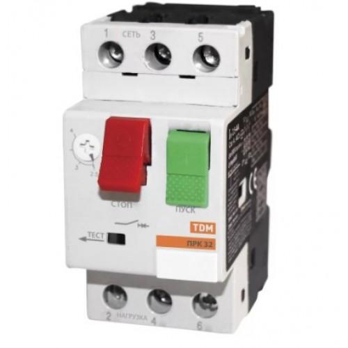 Контактор (пускатель) ПРК32-18, 18А(13-18А), 660В TDM SQ0212-0012