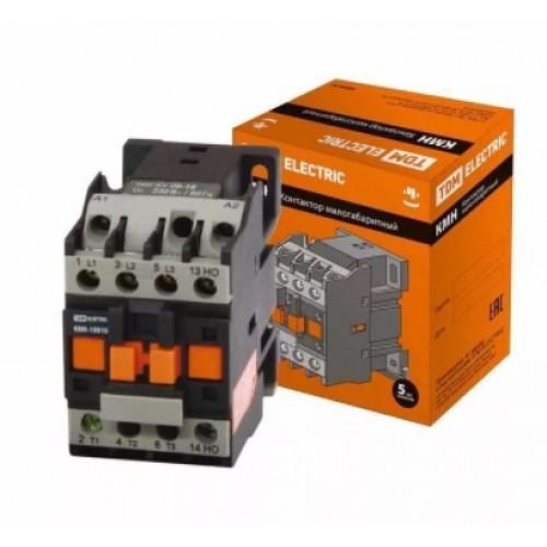 Контактор КМН-11811 18А 230В/АС3 1НЗ TDM SQ0708-0012