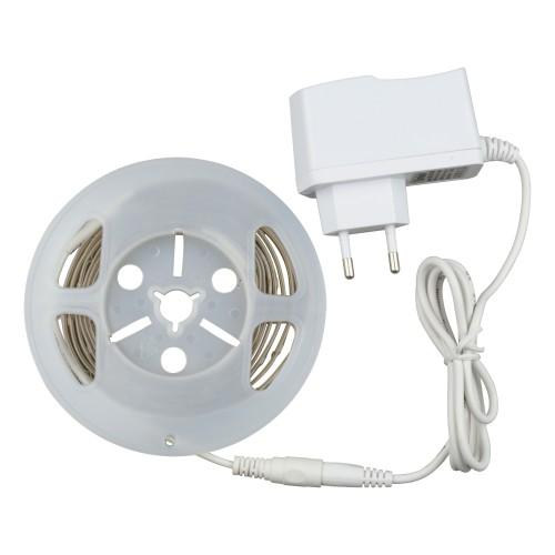 Комплект для растений (светодиодная лента 2м + Адаптер 18Вт) для рассады и цветения. ТМ Uniel UL-00004101