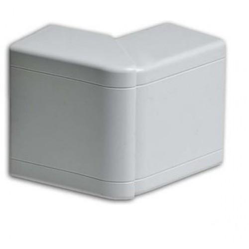 Внешний угол 100х60/40 разводной белый РУВЕНИЛ УВШ-100х60