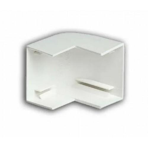 Внешний угол 80х60/40 белый РУВИНИЛ УВШ-80х60
