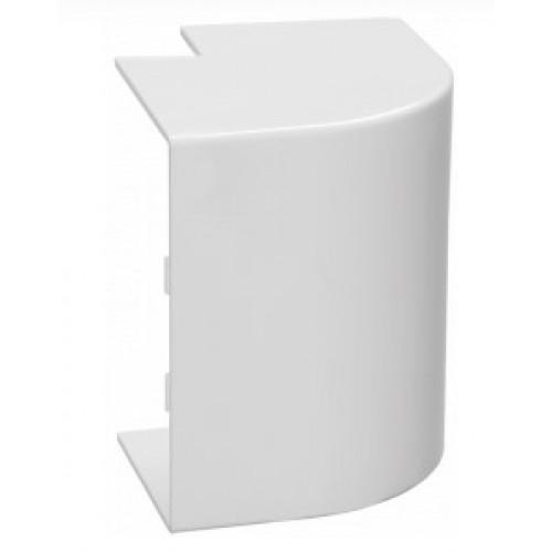 Внешний угол КМН 25х16 белый ЭЛЕКОР