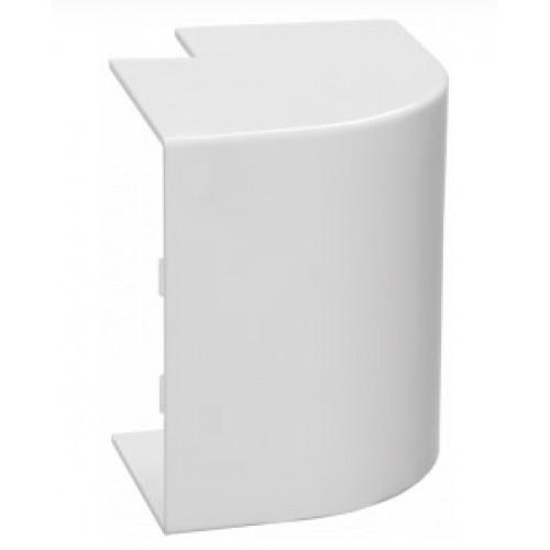 Внешний угол КМН 40х16 белый ЭЛЕКОР