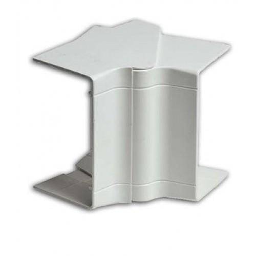Внутренний угол 100х60/40 разводной белый РУВЕНИЛ УВН-100х60