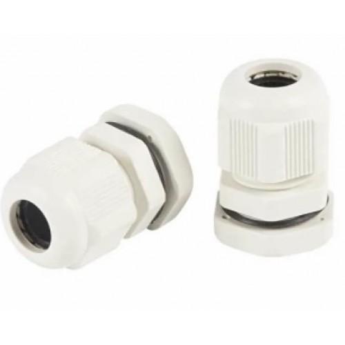Кабельный ввод (сальник) PG-11 (5-10 мм) серый REXANT 07-8011