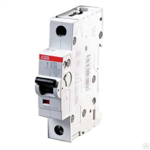 Автоматический выключатель ABB SH201 C50