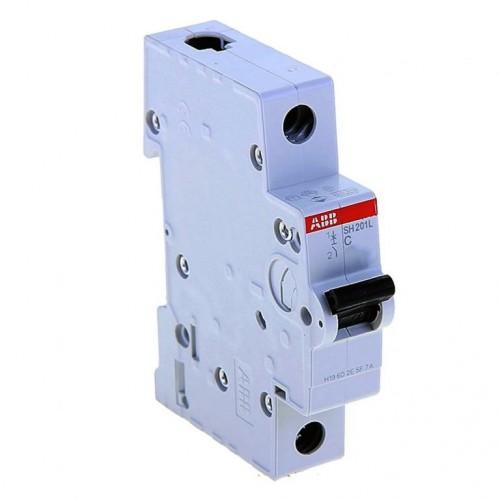 Автоматический выключатель ABB SH201 C63