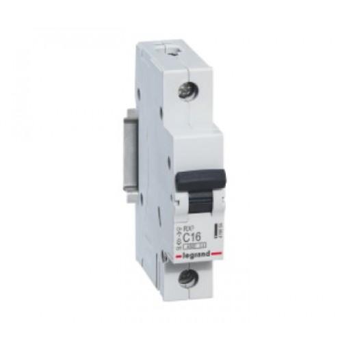 Автоматический выключатель LEGRAND С16А 1P RX3 419664А
