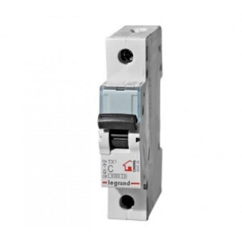 Автоматический выключатель LEGRAND С16А 1P TX3 404028А Россия