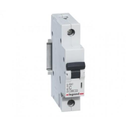 Автоматический выключатель LEGRAND С20А 1P RX3 419665