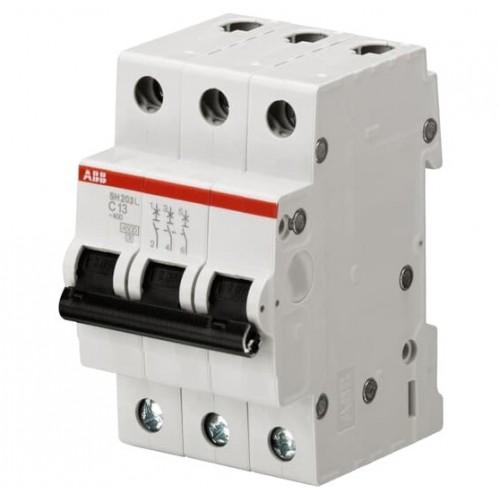 Автоматический выключатель ABB SH203 C16