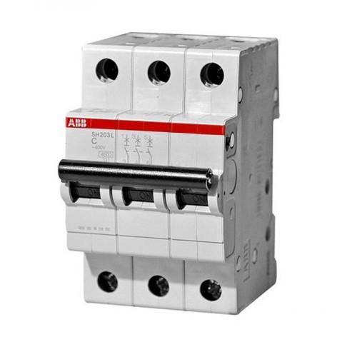 Автоматический выключатель ABB SH203 C50