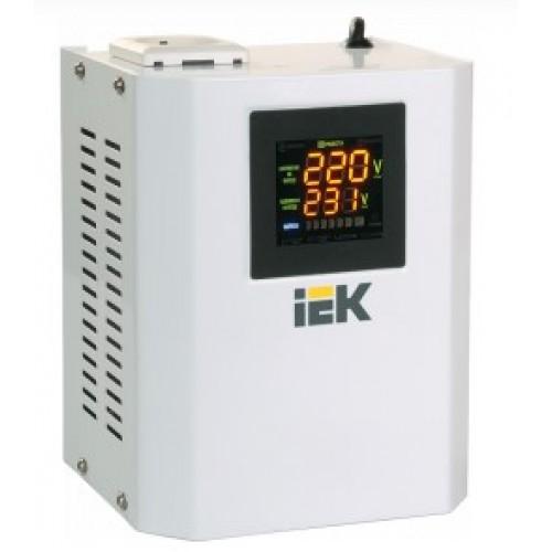Стабилизатор напражения BOILER  0,5кВт (для защиты газ. котла) ИЭК IVS24-1-00500
