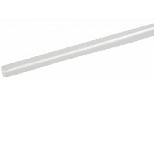 Термоусадочная трубка ТТУк 4,8/2,4 2:1 прозрачная с клеем 1м. ИЭК