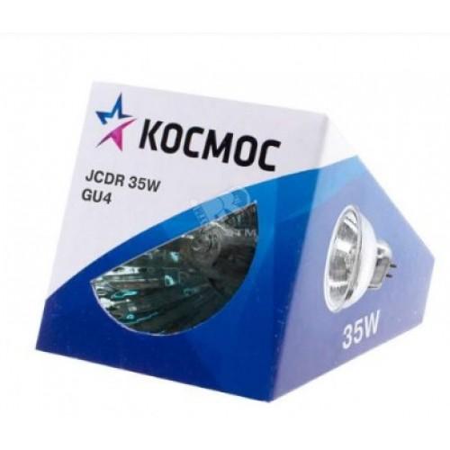 Лампа галогеновая MR11/cn/ 35W 12V GU4 КОСМОС