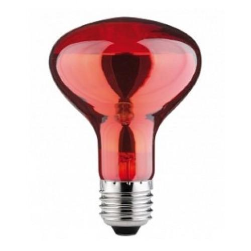 Лампа инфракрасная ИКЗК термоизлучатель 100Вт Е-27 Калашниково