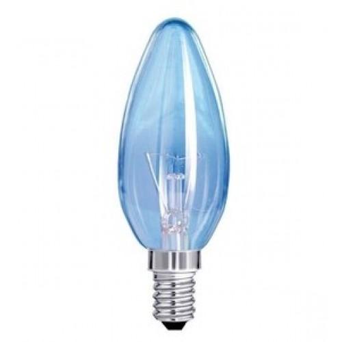 Лампа накаливания ДС 230-60  В36 Е14 60Вт свеча прозрачная КЭЛЗ /FAVOR
