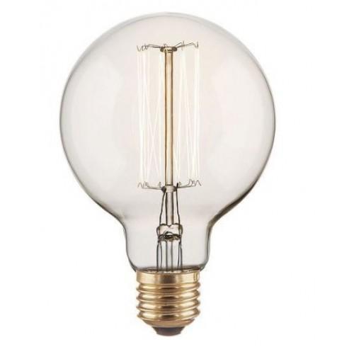 Лампа эдисона G95 60Вт 220В Е27 Эл/Стандарт