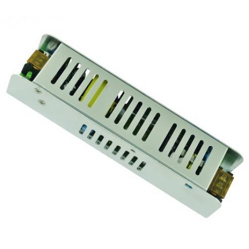 Трансформатор (блок питания метал) 12V 5A 60W IP20 с клемн.колод.UET-VAS-060A20 UNIEL