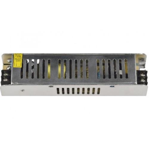Трансформатор (блок питания метал) 12V 8,3A 100W IP20 с клемн.колод.UET-VAS-100A20 UNIEL