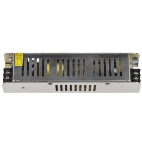 Трансформатор (блок питания метал) 12V 12,5A 150W IP20 с клемн.колод.UET-VAS-150A20 UNIEL