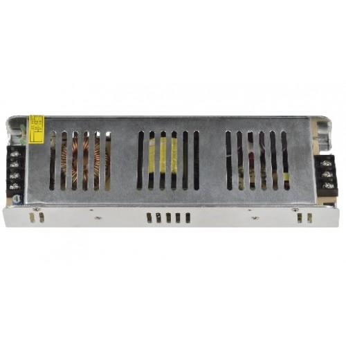 Трансформатор (блок питания метал)12 V 20,8A 250W IP20 с клемн.колод.UET-VAS-250A20 UNIEL