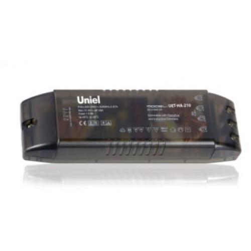 Трансформатор электронный UET-HA-210 UNIEL 01971