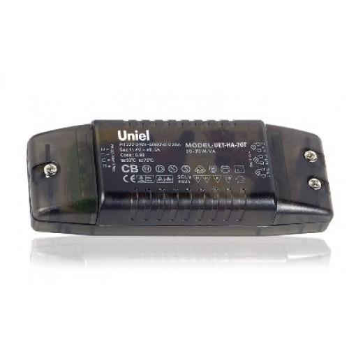 Трансформатор электронный UET-HA-70T UNIEL