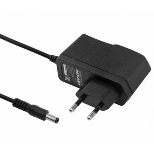 Трансформатор (источник питания) 110-230V/12V 2A 24W с DC разъемом подключ. IP23 REXANT