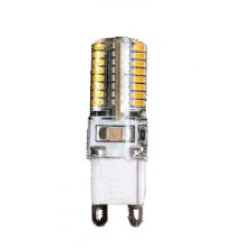 Лампа светодиодная G9 LED-JCD-standard 3W 160-260V 3000K ASD