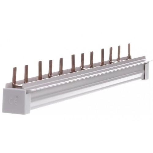 Шина соединительная комплектная 3ф 12мод. 63А PS3/12A ABB