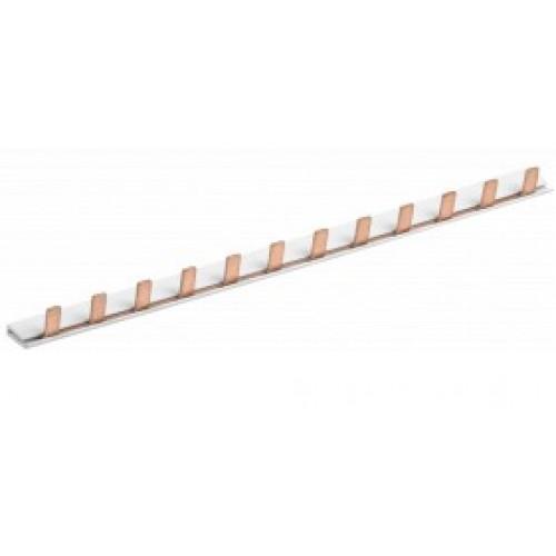 Шина соединительного типа PIN(штырь) 1Р 63А (дл.1м) ИЭК YNS21-1-063