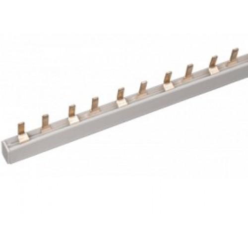 Шина соединительного типа PIN (штырь) 2Р 63А (дл. 1м) ИЭК