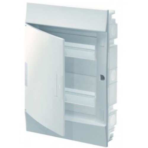 Бокс СП Mistral 41 54 мод. белая дверь (с клемм) АВВ