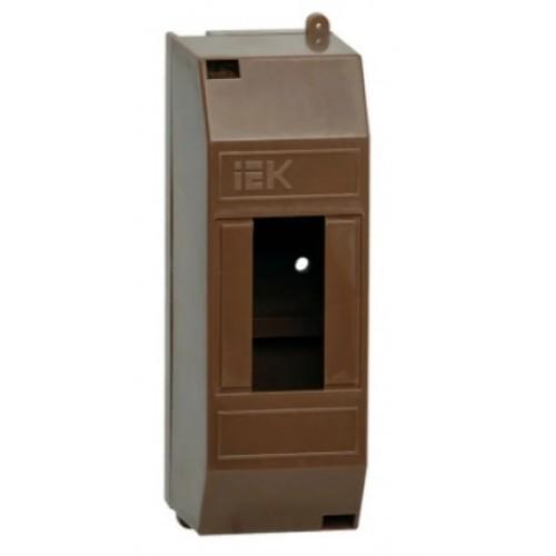 Бокс КМПн 1/2 для 1-2-х автоматический выключатель наружный установки ИЭК