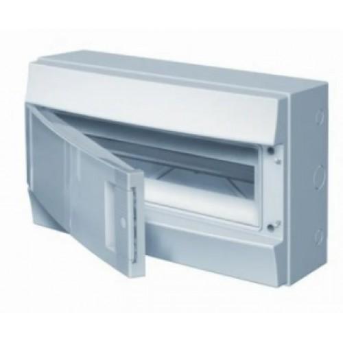 Бокс ОП навесной Mistral41 12M прозрачная дверь (с клем.) АВВ