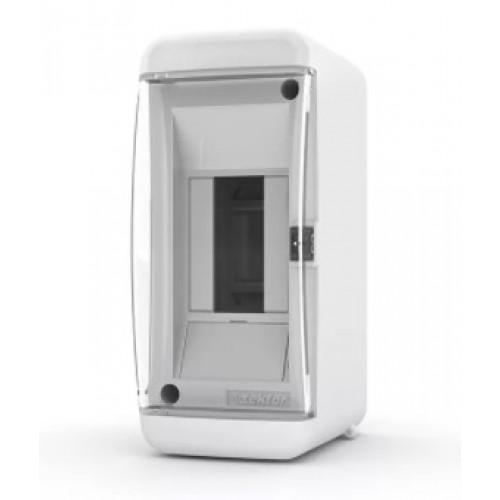 Бокс навесной Tekfor o/у 2 мод. прозрачная дверь  IP41 (UNK 40-02-2)