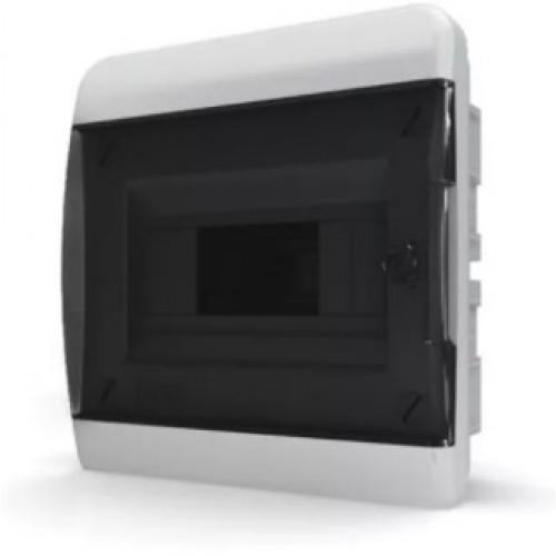 Бокс навесной Tekfor o/у 4 мод. прозрачная дверь  IP41 (CNK 40-04-1)