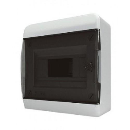 Бокс навесной Tekfor o/у 4 мод. прозрачная дверь  IP41 (UNK 40-04-2)