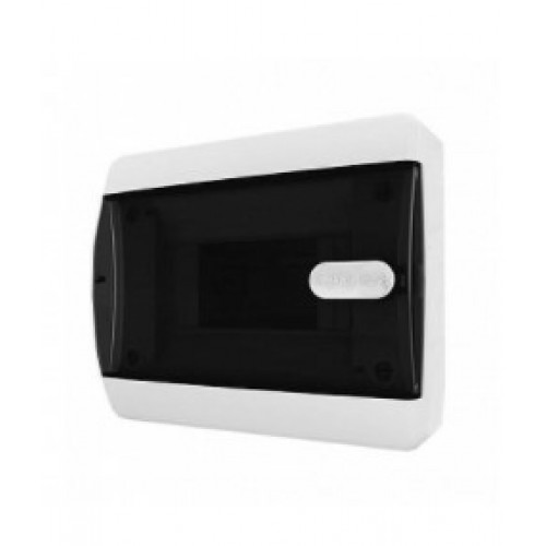 Бокс навесной Tekfor o/у 6 мод. прозрачная дверь IP41 (CNK 40-06-1)